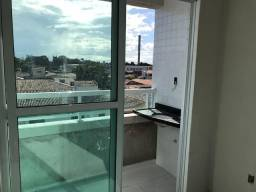 Apartamento no Cristo C/piscina e varanda gourmet