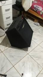 Amplificador contrabaixo top Cubo ativo