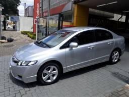 New Civic Automático Com Apenas 37.000 km! Único Dono!