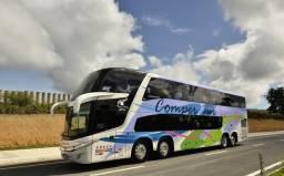 Ônibus Double Deck DD Scania Marcopolo G7
