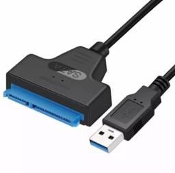 Cabo USB / SATA