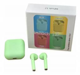 Fone Bluetooth I12 V5.0 Tws Touch - True Wireless Stereo