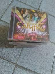Vendo coleção de CD's da banda Calypso
