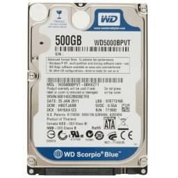 HD - Notebook 500 G