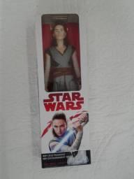 Boneco Star Wars Rey