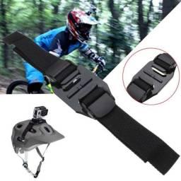 Gopro suporte capacete bicicleta bike