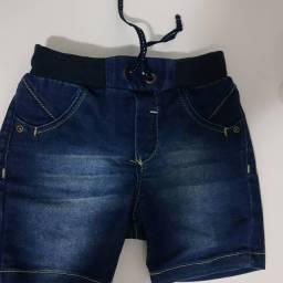 Bermuda jeans stress