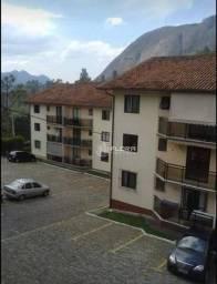Apartamento com 2 dormitórios à venda, 60 m² por R$ 200.000 - Cônego - Nova Friburgo/RJ