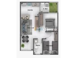 Casa à venda com 2 dormitórios em Shopping park, Uberlandia cod:21808