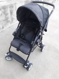 Título do anúncio: Carrinho de Bebê Rio K, Burigotto, Preto, Até 15 kg