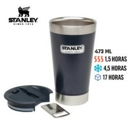 Copo Termico Stanley De Cerveja Com Tampa E Abridor Original