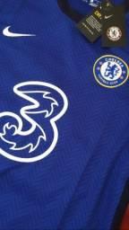 Título do anúncio: Camiseta Chelsea 20/21