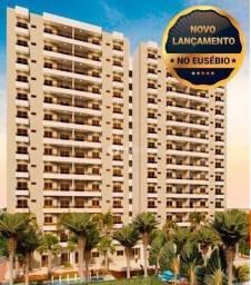 Título do anúncio: Lançamento - Apartamento com 3 dormitórios à venda, 83 m² por R$ 501.168 - Eusébio - Euséb