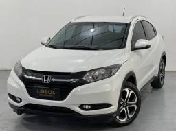 Honda HR-V EX 1.8 ano 2018 Único Dono Branco Perolizado