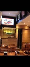 Restaurante em funcionamento em Copacabana