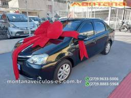 Título do anúncio: Toyota ETIOS XLS Sedan 1.5 Flex 16V 4p Aut.