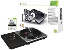 Dj Hero 2 e jogo Assassin's Creed lV Black Xbox 360 (Completo)Aceito Cartão