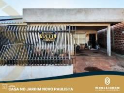 Título do anúncio: Casa  à venda no Jardim Novo Paulista - Maringá