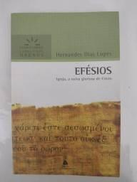 Livro Teológico Efésios ( Hernandes Dias Lopes )