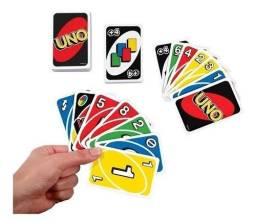 R$9.90 - Jogo De Cartas Baralho Uno 108 Cartas Novo