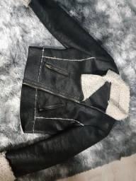 Jaqueta com pelego