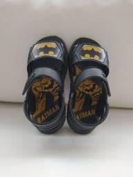 Sandália do Batman
