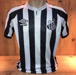 Camisa do Santos 2020/2021