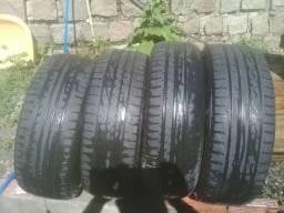 Jogo de pneus aro 15 quebra galho ( LEIA O ANÚNCIO ! )