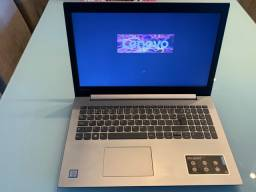 Notebook Lenovo Core i3- 4GB 1TB Tela 15.6
