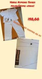 Kimono Shiroi pouquíssimo usado a venda!