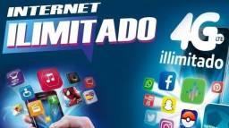 Internet sem limite de dados