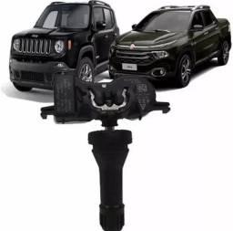 Título do anúncio: Sensor pressão pneu tpms jeep compass renegate Fiat Toro original