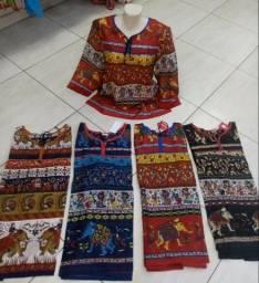 Batas femininas indianas