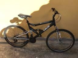 Bicicleta Caloi Aluminium 21v