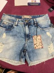 Título do anúncio: Bermuda Jeans Colcci Original Feminina T 44