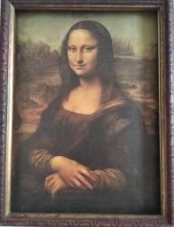 """ A Gioconda"" de Leonardo da Vinci"