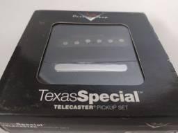 Título do anúncio: Set Fender Custom Shop Texas Special USA