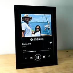 Quadro Spotify