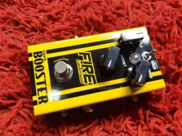 Pedal Fire Custom Power Booster