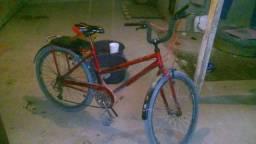 Bicicleta pra sair rapido