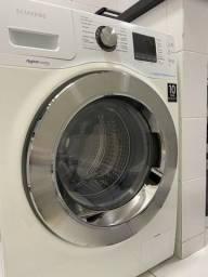 Título do anúncio: Máquina de lavar e secar