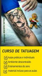 CURSO DE TATUAGEM