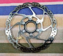 Disco de Freio Shimano 180mm RT54-M R$ (100,00)