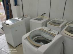 Máquina de lavar revisada tudo ok 3 meses de garantia