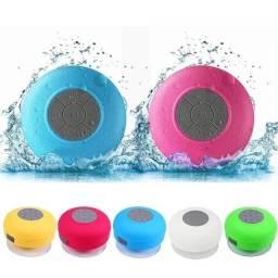 Caixa de Som Banheiro Prova D Água Bluetooth