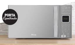 Micro ondas Philco Espelhado 25L - 110v - semi novo lindo