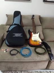 Guitarra Eagle STS 002 + Equipamentos