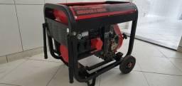 Título do anúncio: Gerador nagano diesel 8kva 12cavalos