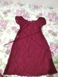 Vestido p grávida novo