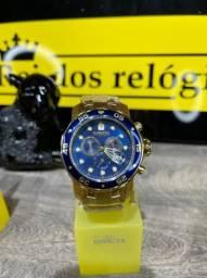 Invicta Pro Diver 0073 azul novo lacrado com garantia